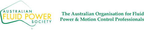 Australian Fluid Power Society Logo
